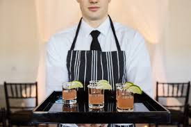 How important are servers at an event?