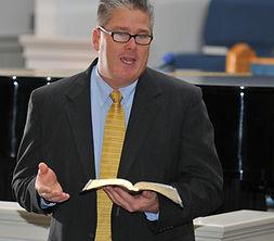 Bart Ponders Preaching