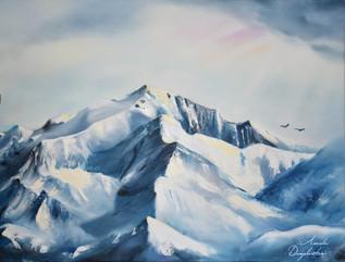 Assension - Le Mont Blanc