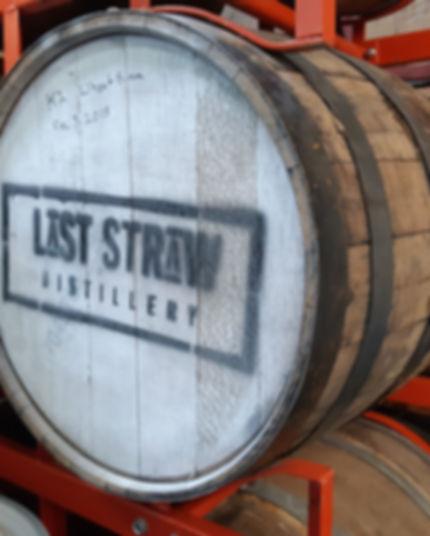 Last Straw Distillery whisky cask rye bourbon scotch