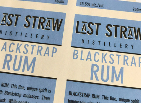 Blackstrap Rum: May 19, 2017