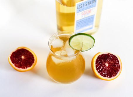 Cocktail Recipe: Dark n' Stormy