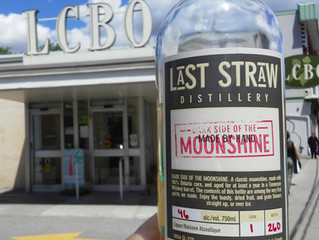 Dark Side of the Moonshine in LCBO!