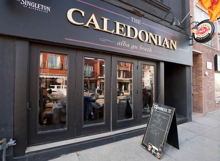 Caledonian Pub - Tasting - August 18