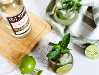 Cocktail Recipe: Blackstrap Mojito