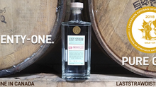 Gin Twenty-One is Pure Gold!