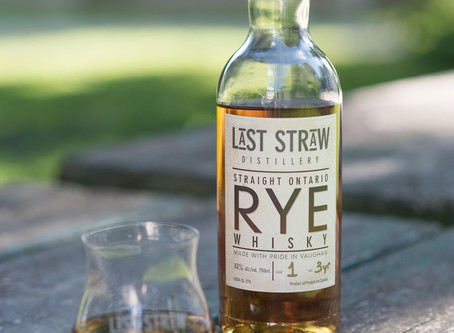 Cask #1 Rye Whisky Launch & Open House