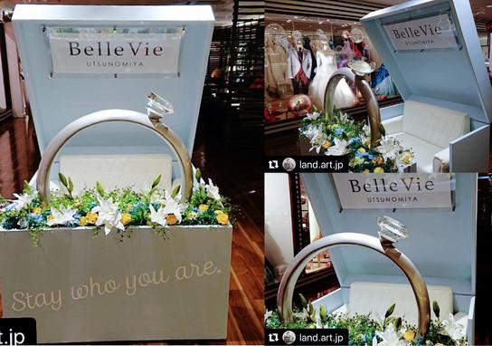 Photo spot's design : Belle Vie
