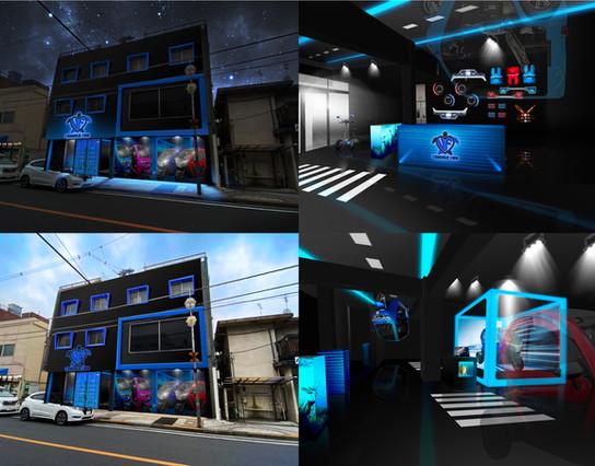 Show room design : Vehicle fun