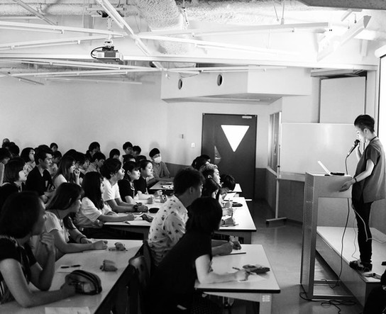 designer's life seminar