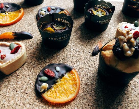 Gluten-free & BIO sweet desserts