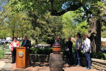 Parks On Tap Season Opening at the Azaela Garden