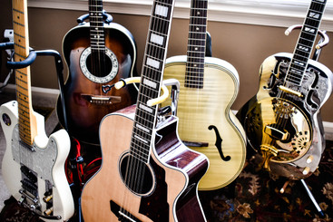 Guitars 1