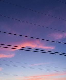 Sunset at Bethany