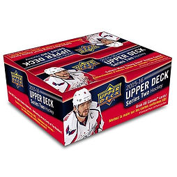 2015-16 UPPER DECK SERIES 2 HOCKEY RETAI