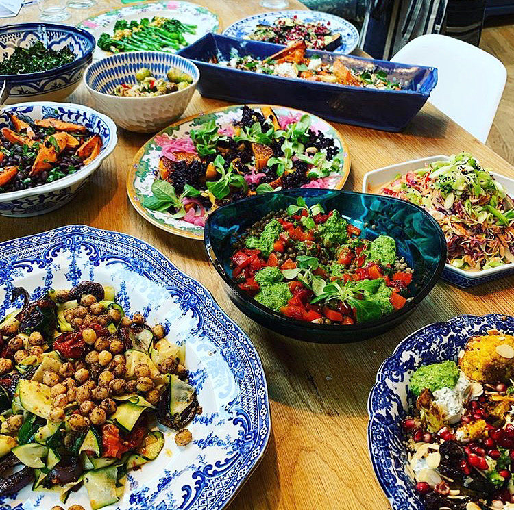 Super Seasonal Salads  - 19th May, 10am