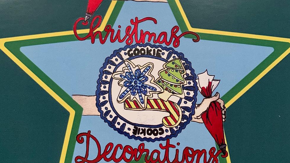 Christmas Cookie Decoration Kits