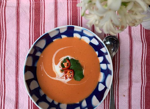 French Fish Soup; Aioli