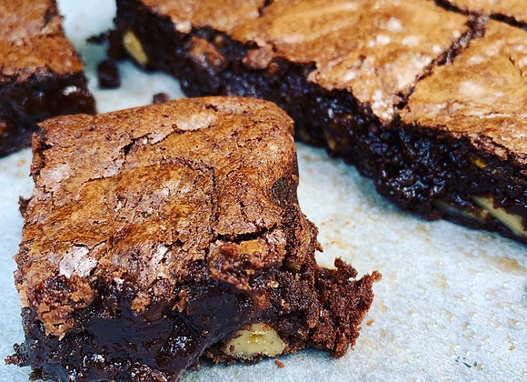 Gf Gooey Chocolate Brownies