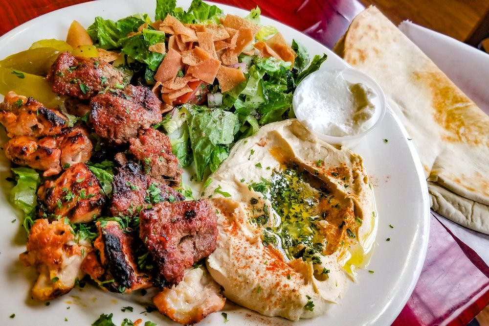 Manakeesh Cafe Bakery & Grill