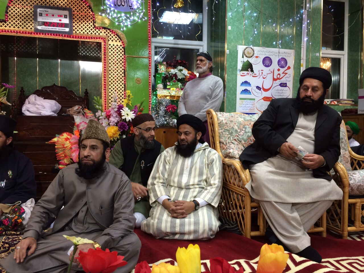 Picasa - Milaad Sultan Bahu Centre Manchester 2015 - 42
