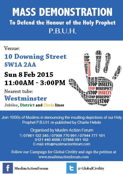 National Milad @10 Downing Street