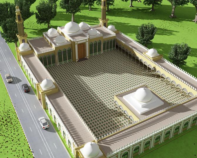 Masjid Hussain Project