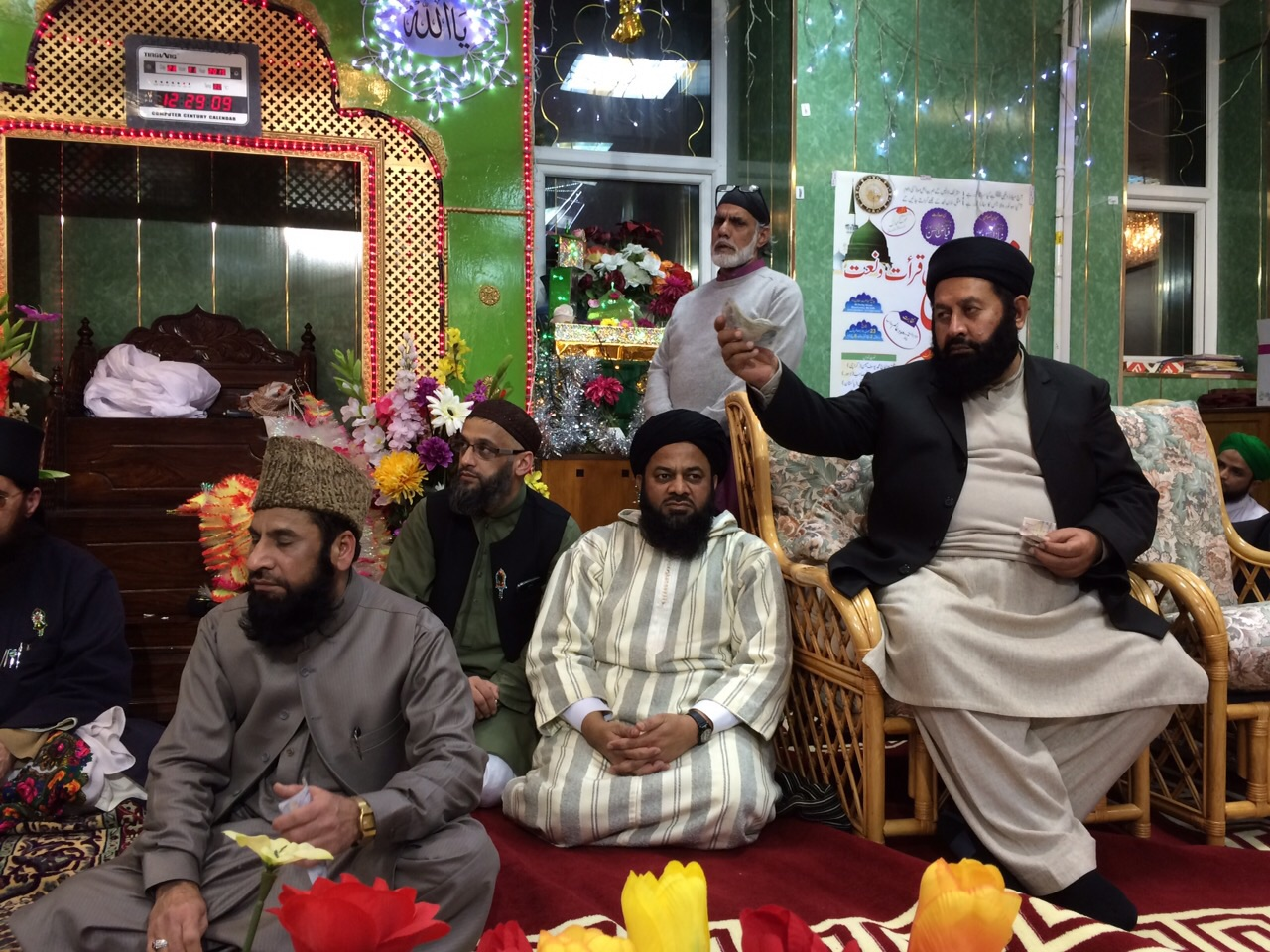 Picasa - Milaad Sultan Bahu Centre Manchester 2015 - 41