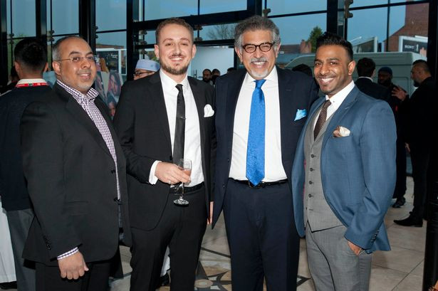 Islamic Help hosts anniversary dinner