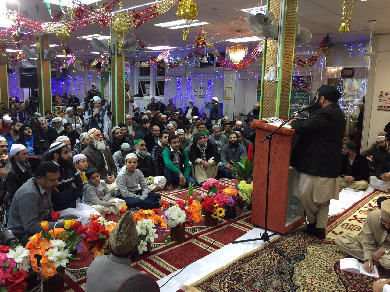 Picasa - Milaad Sultan Bahu Centre Manchester 2015 - 46
