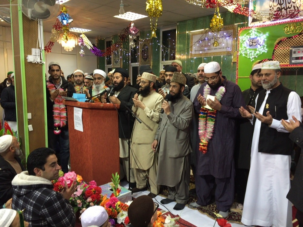 Picasa - Milaad Sultan Bahu Centre Manchester 2015 - 32