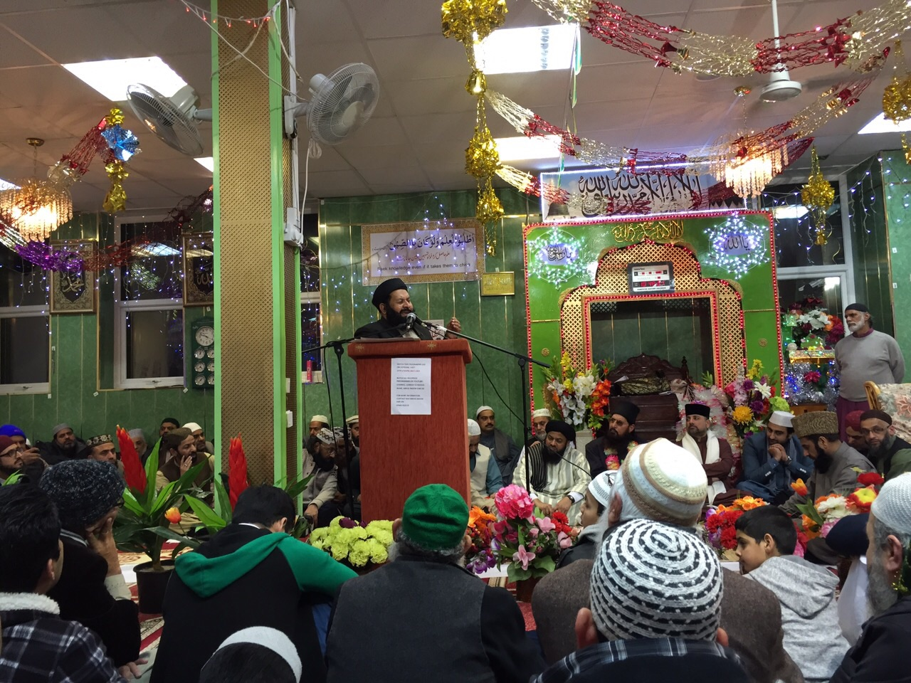 Picasa - Milaad Sultan Bahu Centre Manchester 2015 - 35