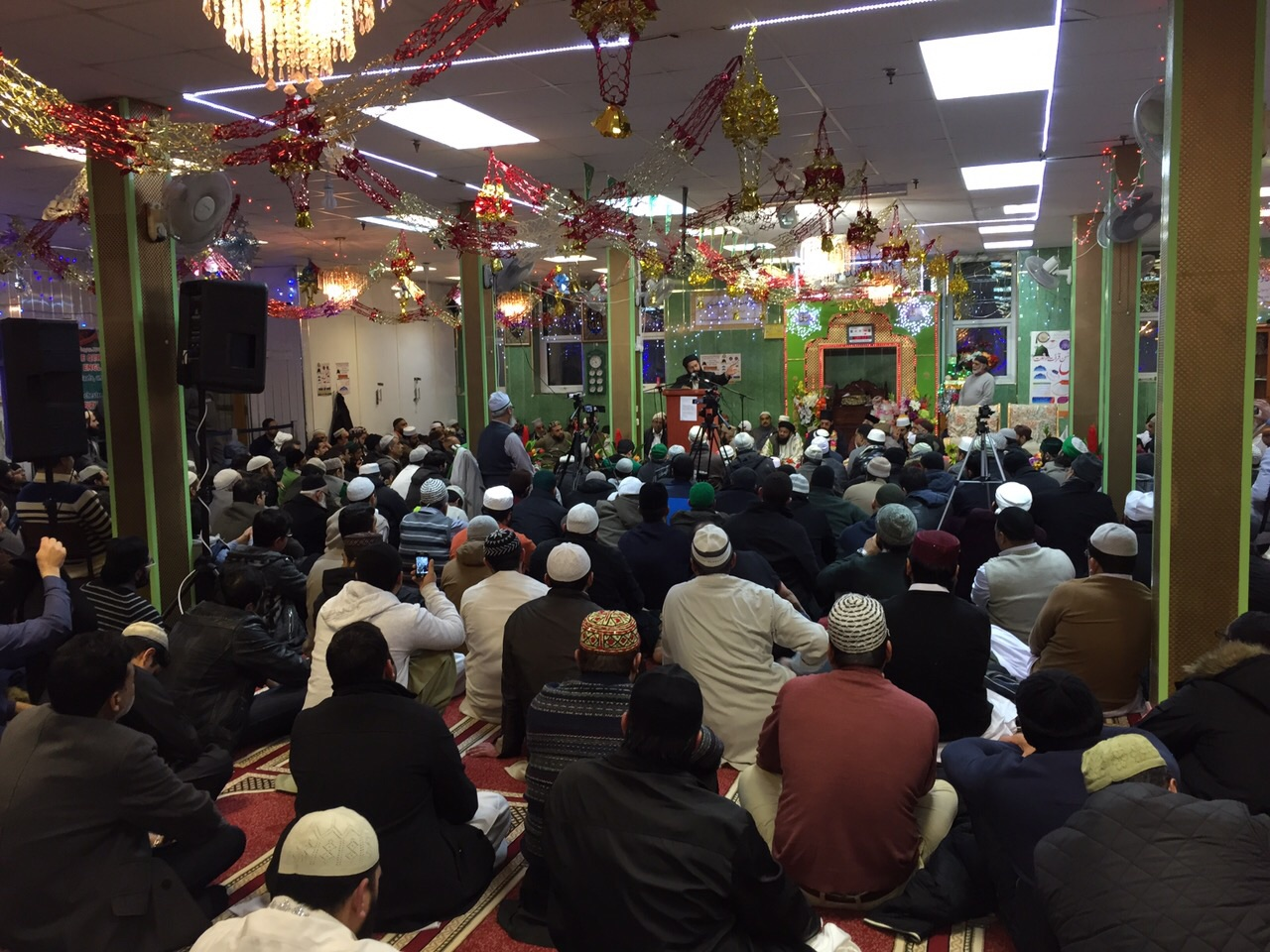 Picasa - Milaad Sultan Bahu Centre Manchester 2015 - 14