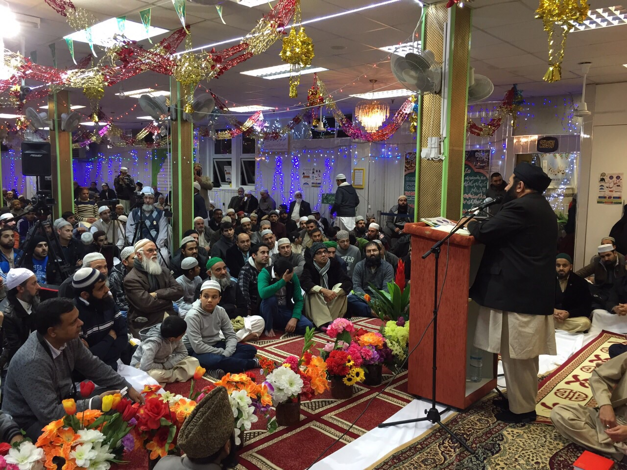 Picasa - Milaad Sultan Bahu Centre Manchester 2015 - 37