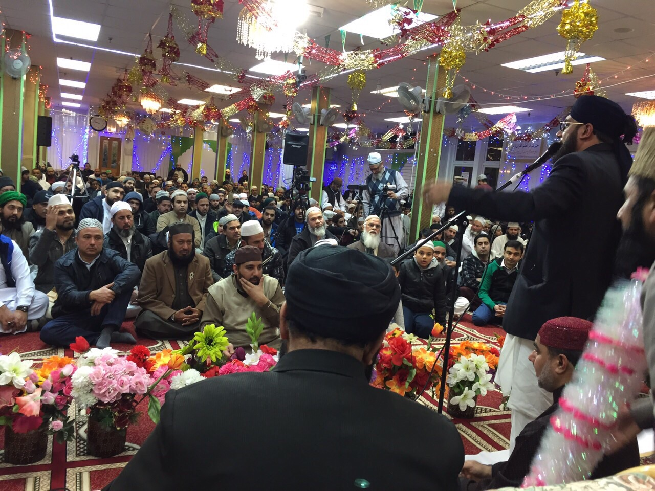 Picasa - Milaad Sultan Bahu Centre Manchester 2015 - 5