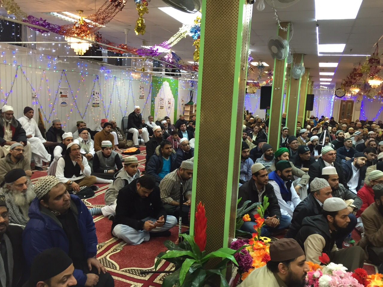 Picasa - Milaad Sultan Bahu Centre Manchester 2015 - 7