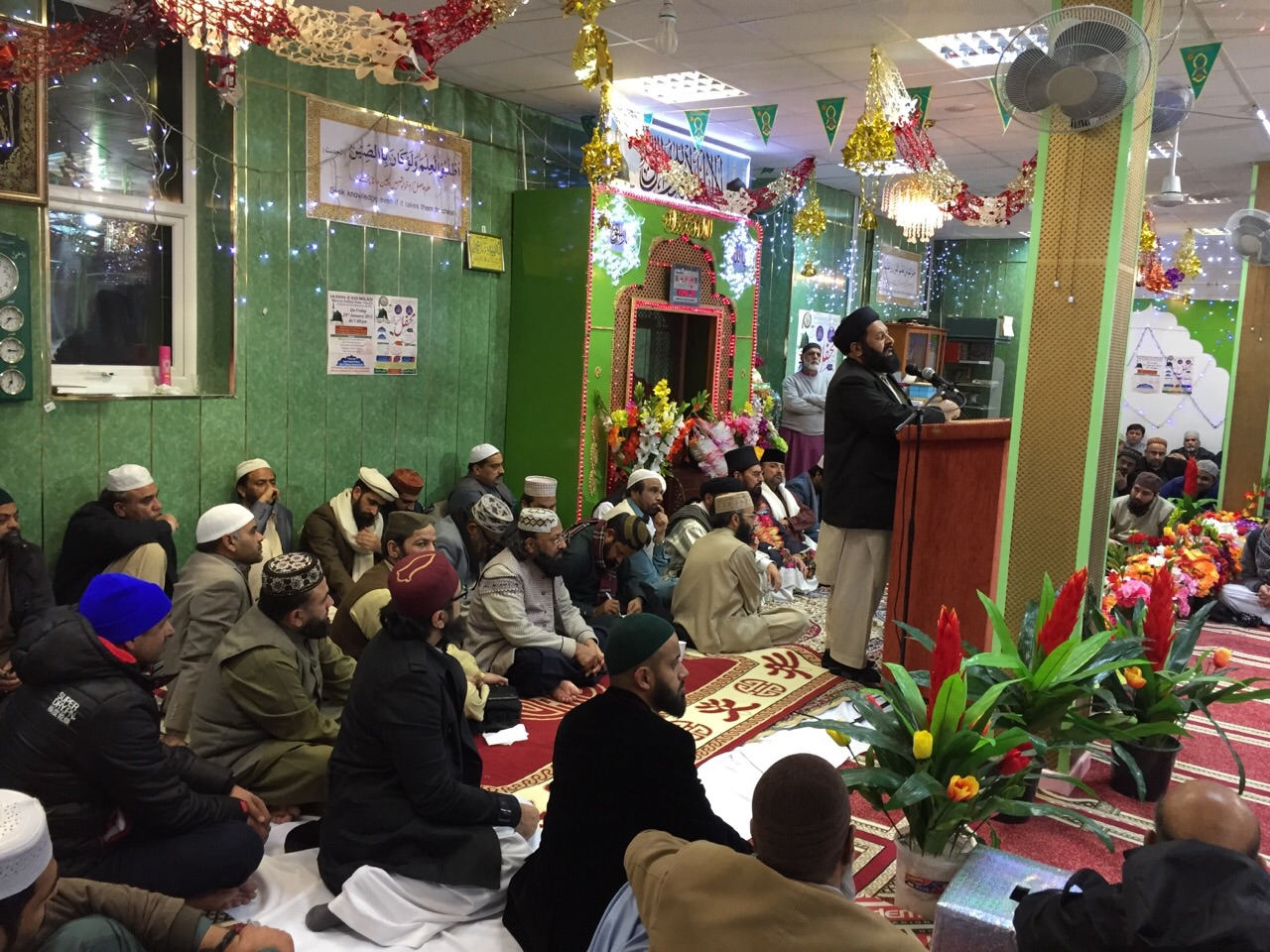 Picasa - Milaad Sultan Bahu Centre Manchester 2015 - 15