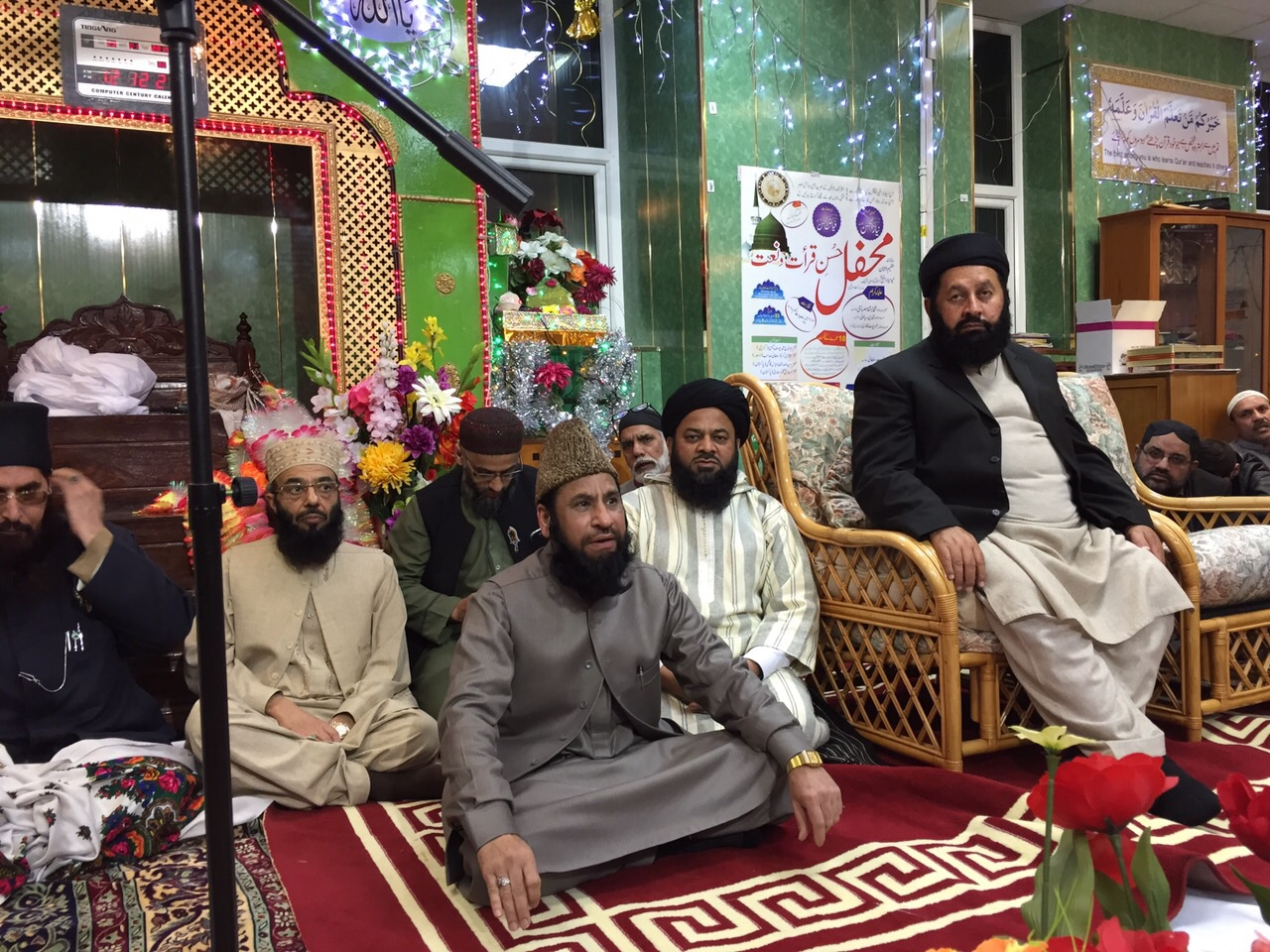 Picasa - Milaad Sultan Bahu Centre Manchester 2015 - 26