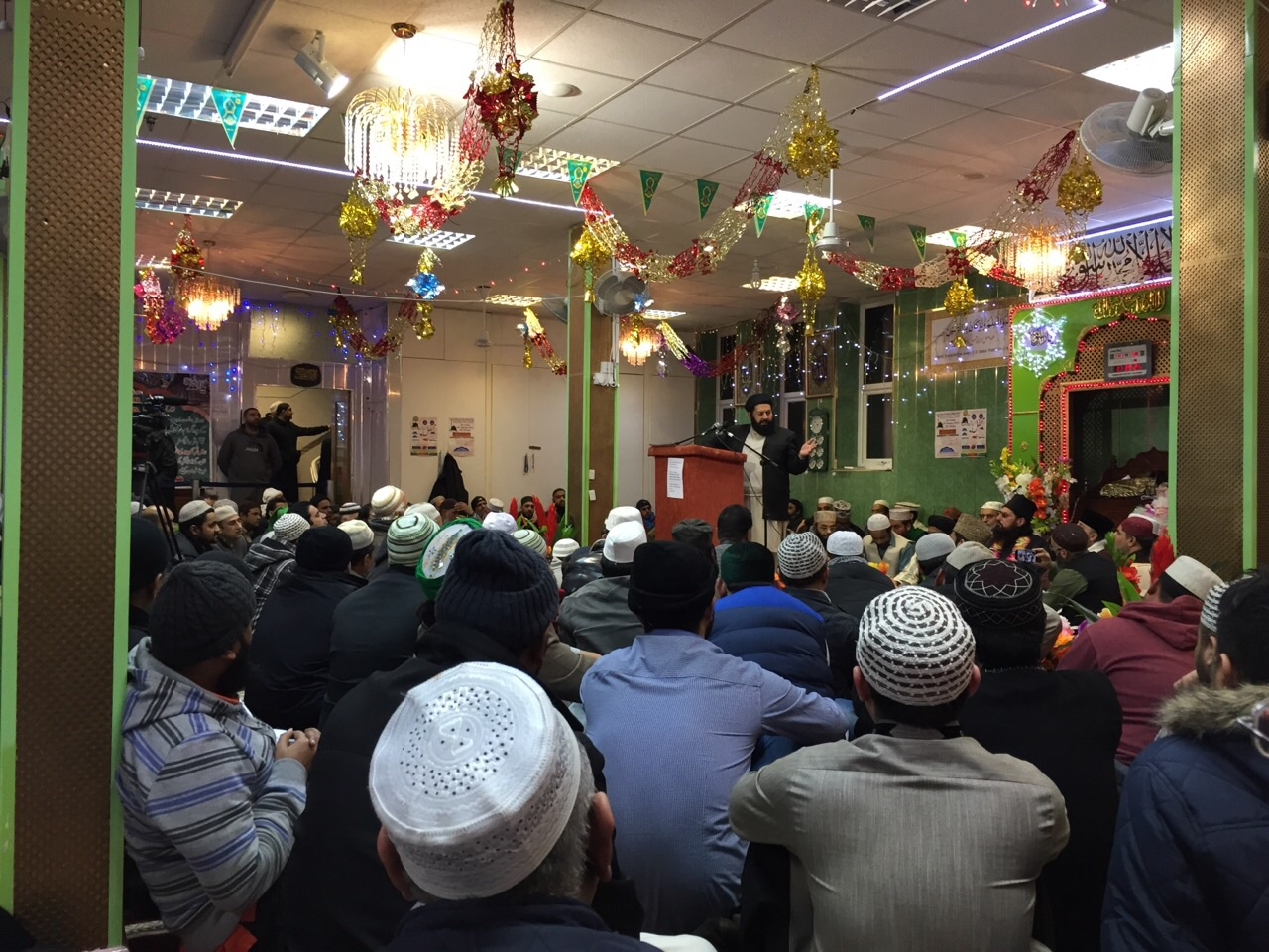 Picasa - Milaad Sultan Bahu Centre Manchester 2015 - 11