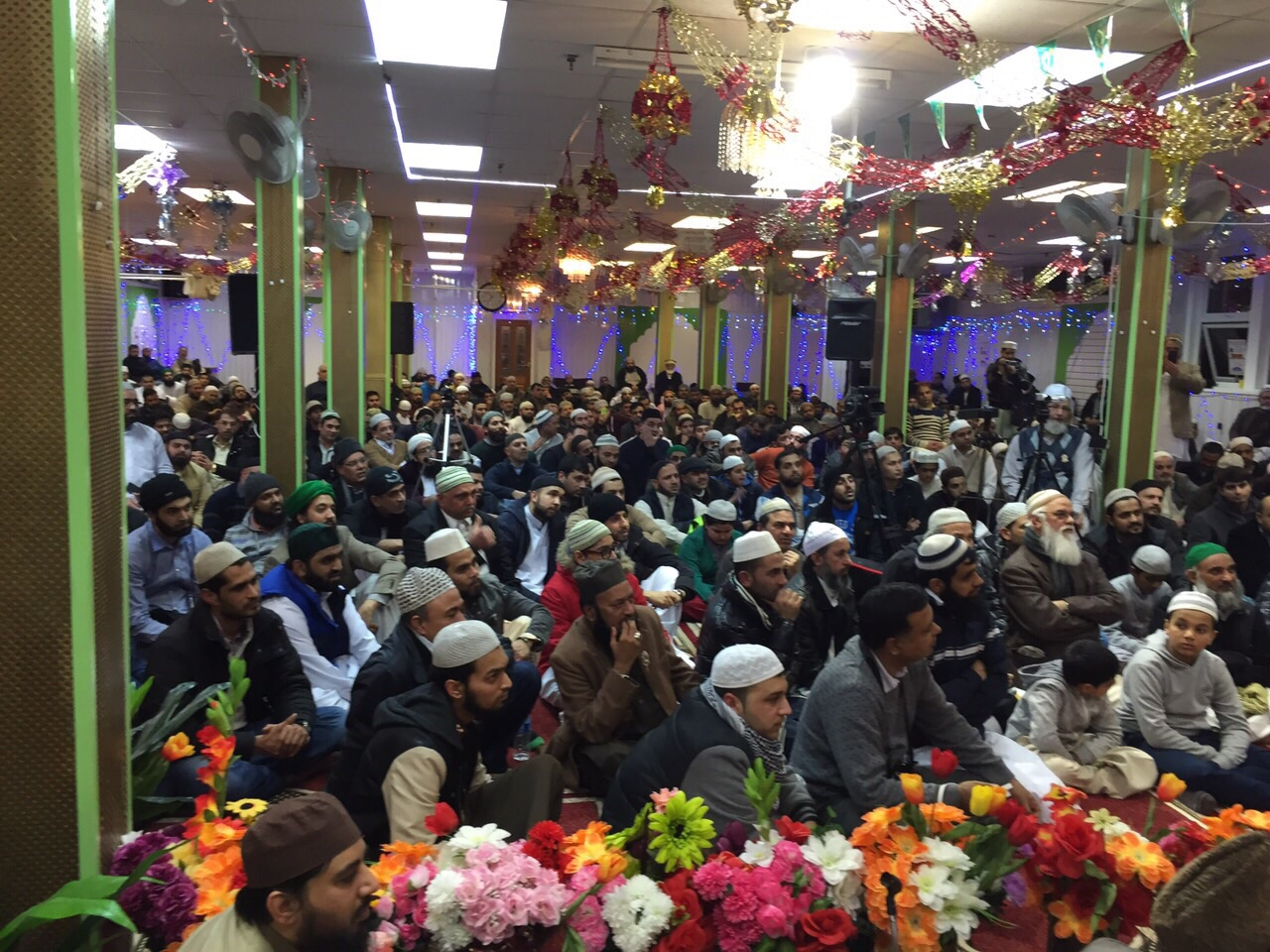 Picasa - Milaad Sultan Bahu Centre Manchester 2015 - 38