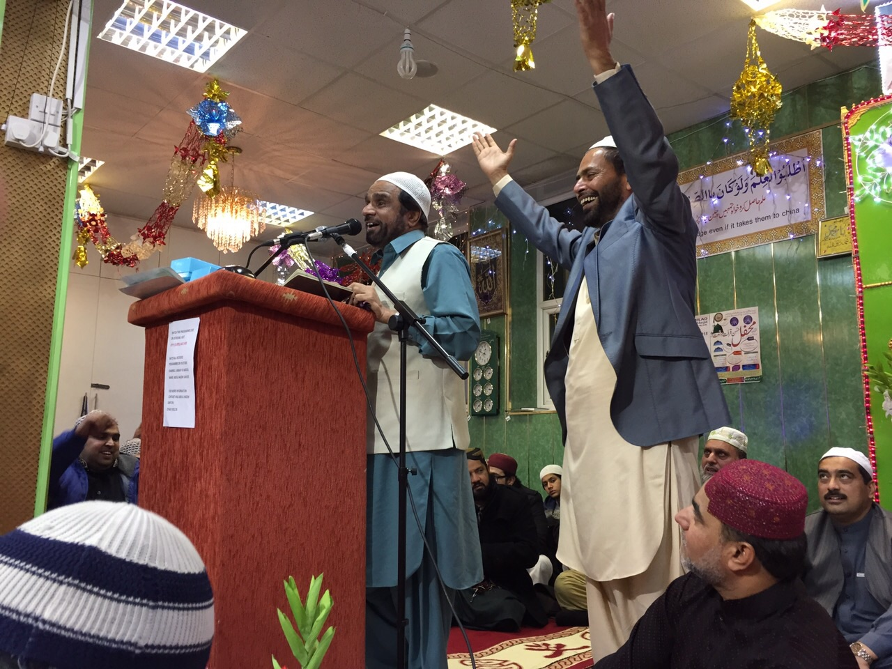 Picasa - Milaad Sultan Bahu Centre Manchester 2015 - 29