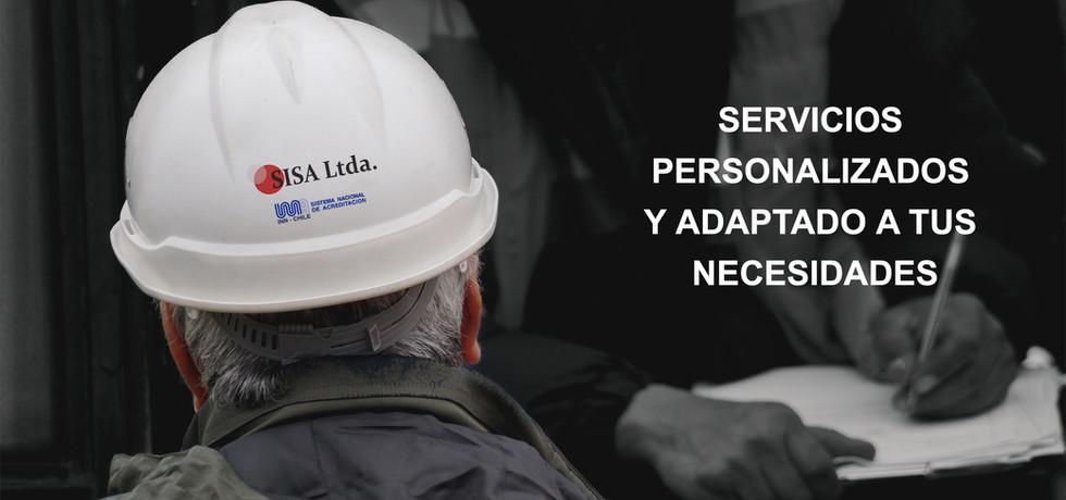Personaliza tus servicios