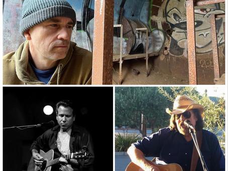 Gary, Nate & Pete Live Music + more!