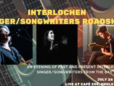 This week at Cafe Zoë! (7/23)