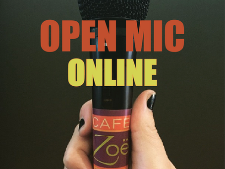 Revised Hours, Open Mic + More