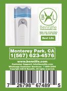 Bennlife USB 納米噴霧補濕器