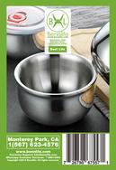 Bennlife 賓尼生活 不銹鋼雙層隔熱碗(425ml)