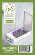 Bennlife 賓尼生活 USB口罩手機消毒盒 除菌紫外線消毒