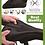 Thumbnail: Bennlife賓尼生活 免屁痛- 3D加厚單車矽膠坐墊套 (黑色)