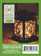 Bennlife 太陽能户外LED掛燈